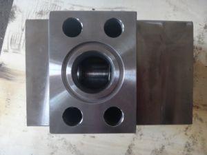 Machining OEM Service Hot Forging CNC Machining Wesco Gate Valve Body pictures & photos