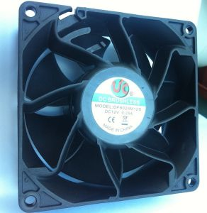 6025 DC Axial Fan 60*60*25mm Cooling Fan pictures & photos