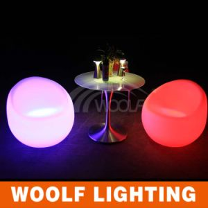 Outdoor Club Hotel Home LED Bar Chair pictures & photos