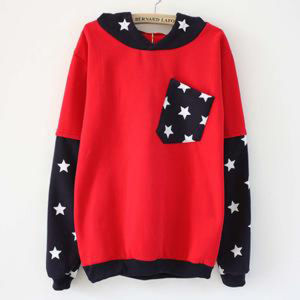 Custom Cotton/Polyester Printed Pullover Sweatshirt of Fleece Terry (F127) pictures & photos
