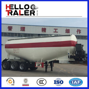 Air Compressor Cement Dry Bulk Trailer for Sale pictures & photos