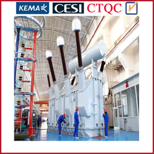 2power Transformer for 30kv/156000 kVA Onaf Three-Phase Oil-Immersed Transformer
