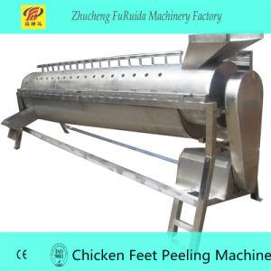 Chicken Feet Peeling Machine/Chicken Feet Plucker pictures & photos