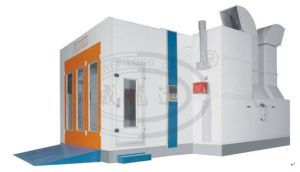 Wld9200 (Water Based Paint) (CE) Luxury Spray Booth pictures & photos