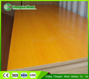 Hot Sell Melamine Faced MDF Board pictures & photos