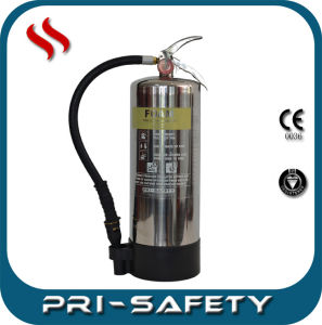 American Type 6L Foam Stainless Steel CE Approved Fire Extinguisher