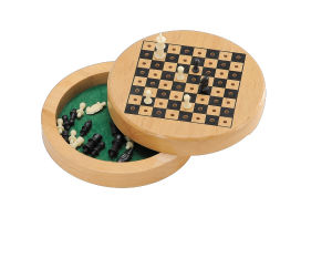 Wooden Game Set Chess Board (CB1038) pictures & photos