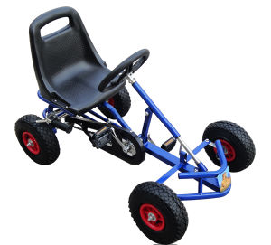 Cheap Gift Ce Children Pedal Go Kart Kids Toys Cart (HD-202) pictures & photos