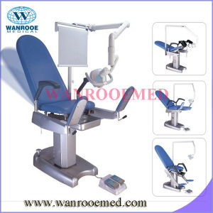 Gynecology Examination Table for Hospitals and Clinics pictures & photos