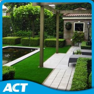 Made in China Durable Landscaping Grass/ Puutarha Maisemointi Tekonurmi pictures & photos