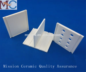 High Resistance to Abrasion Electrical Porous Ceramic Plate pictures & photos