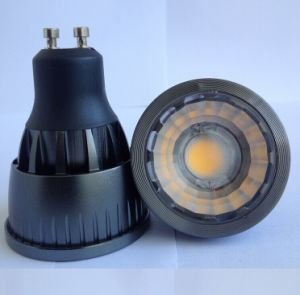 New CRI Pf 0.9 COB 5W GU10 LED Bulb pictures & photos