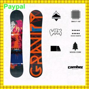 Hot Sale Chinese Style All Mountain Snowboard (gc-n13) pictures & photos