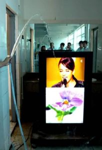 42inch Floor Standing LCD Outdoor Advertising Kiosk pictures & photos