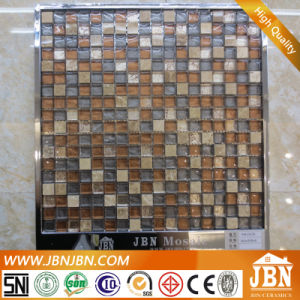 Beautiful Wholesale Price Emperador Mix Mosaic Glass (M815050) pictures & photos