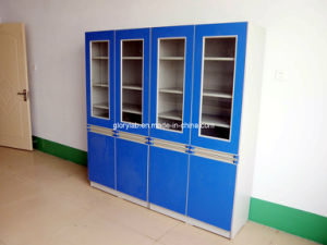High Quality Wood Medicine Cabinet (JH-HC003) pictures & photos