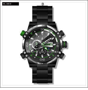 Promotion Mechanical Swiss High Level Men′s Sport Wrist Watch pictures & photos
