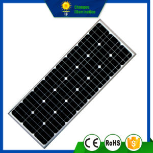 50W All in One LED Panel Street Solarlight pictures & photos