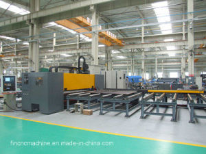 CNC Drilling, Marking and Cutting Machine for Plates Model PDC31b pictures & photos
