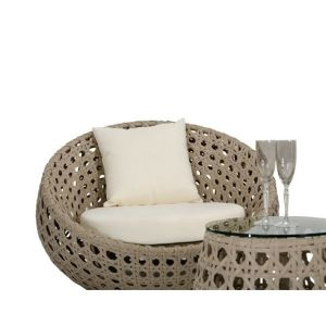 Well Furnir WF-17048 Wicker 4 Piece Deep Seating Group pictures & photos
