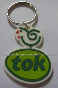 Soft PVC Key Ring (Hz 1001 K033) pictures & photos