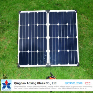 3.2mm 4mm Ar-Coating Low-E Solar Glass for PV Module pictures & photos