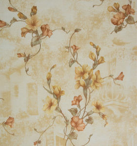 Italy Design Deep Embossed Vinyl Wallpaper (53CM*10M) pictures & photos