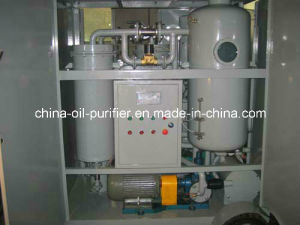 China Vacuum Gas Steam Turbine Oil Purifier/ Oil Filtration Machine for Power Genset pictures & photos