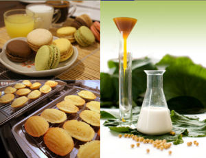 E322 Food Grade Soya Lecithin Liquid Release Agents for Bakery