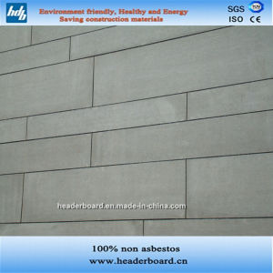 China 15 Mm Non Asbesto FireResistant Fiber Cement Board for