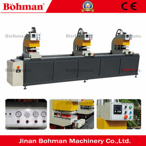 Three Head Welding Machine for PVC Window Frames Used pictures & photos