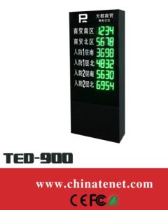 Outdoor LED Display for Parking