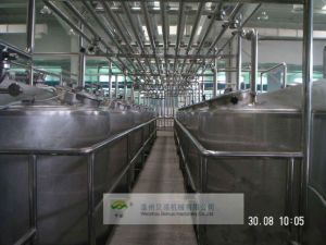 Complete Set Dairy/Yoghurt/Milk Production Line