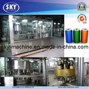 Aluminum Pop Can Filling Sealing Machine for Beer pictures & photos