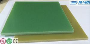 Epoxy Glass Fabric Laminated Sheet Epgc 203/Epgc308 pictures & photos
