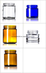 Glass Cosmetic & Makeup Containers pictures & photos