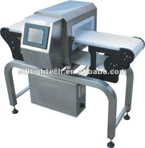 Best Price Food Conveyor Belt Metal Detector Made in China pictures & photos