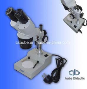 Stereo Microscope for Student with Top Light (XTD-3B)