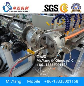 PVC Soft Garden Hose Making Machine pictures & photos