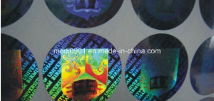 Wholesale High Quality Warranty Hologram Label / Hologram Stickers / Custom pictures & photos