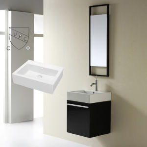 Export Good Quality Rectangular Ceramic Cupc Art Ceramic Sink (SN111-035) pictures & photos