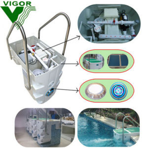 Factory Direct Sell Pool Equipment Wall-Hung Pipeless Swimming Pool Filter pictures & photos