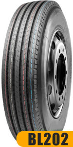 Truck Tire, 11r22.5, 11r24.5, 285/75r24.5, 295/75r22.5 Tire with Smartway, Barkley Bl202 TBR Tire, Low Rolling Resistance