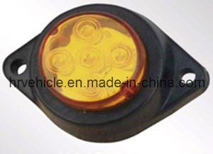1.5′′ LED Side Marker Lamp for Truck pictures & photos