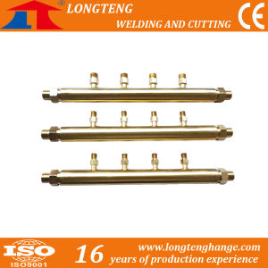 4 Outlet Gas Distributor for CNC Cutting Machine pictures & photos