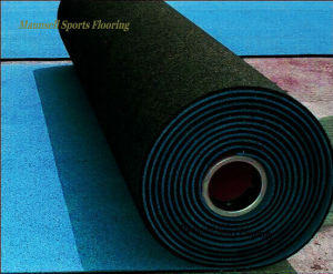 Cheap 2017 Hot Sale Rubber EPDM Rolling Gym Floor pictures & photos