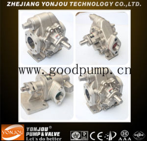 Gear Type Oil Pump, Rotary Pump for Oil and Machinery (KCB 2CY) pictures & photos