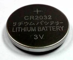 3V Cr2032 Coin Cell Battery pictures & photos