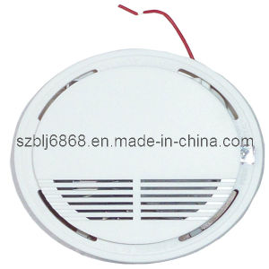 Wired Photoelectronic Smoke Detector (BLJ-709A)