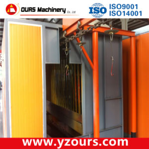Ce SGS Paint Spraying Line System for Exporting pictures & photos